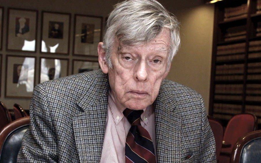 Murió Thomas Griesa, el juez del default argentino