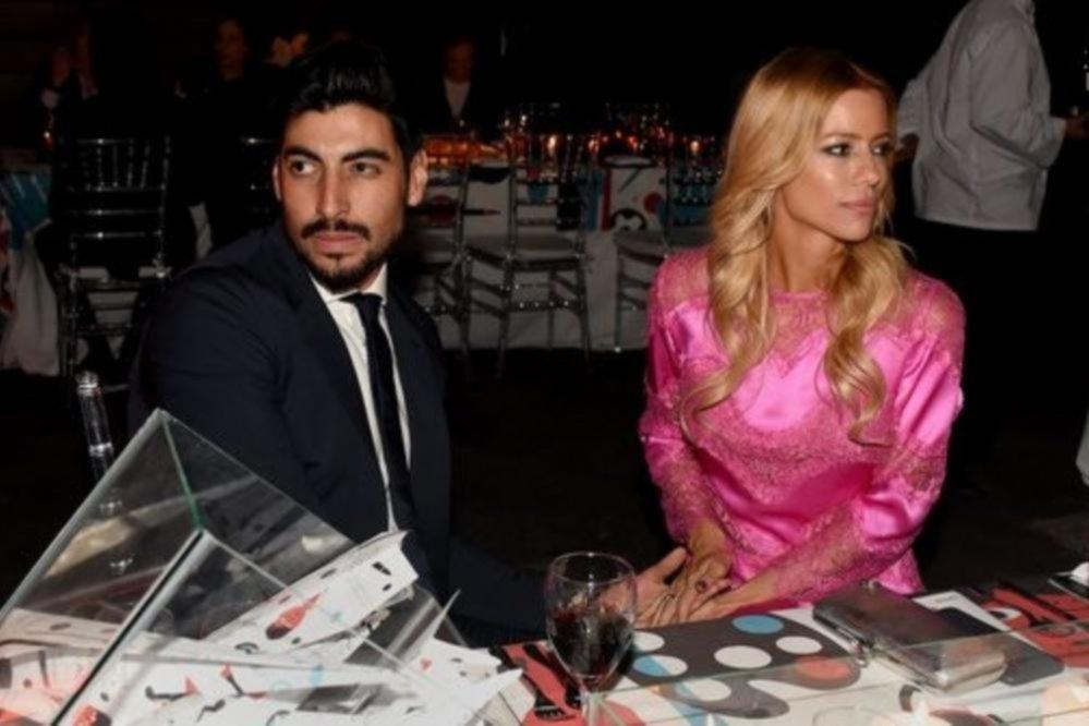 Facundo Moyano y Nicole Neumann pusieron fin a su relación