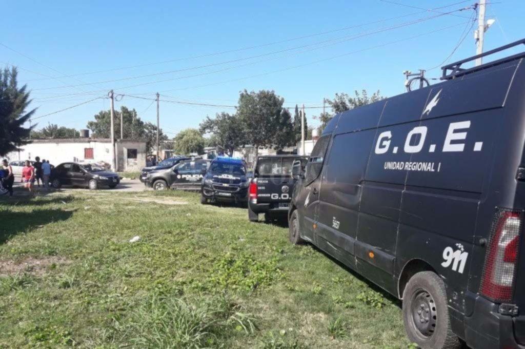Quíntuple asesinato: un agente penitenciario generó una masacre con su arma reglamentaria