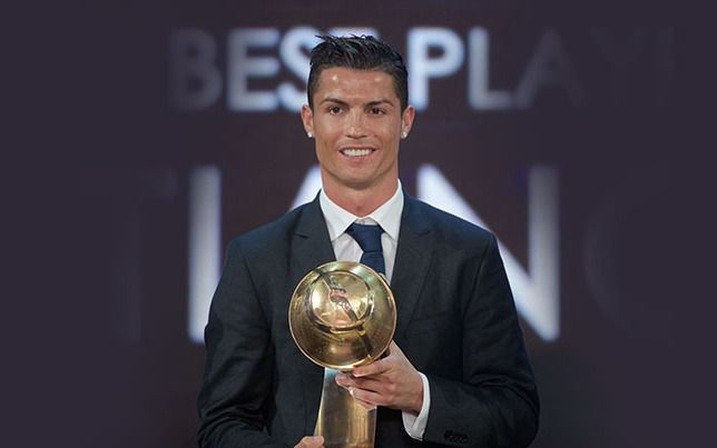 Una noche llena de premios para Real Madrid