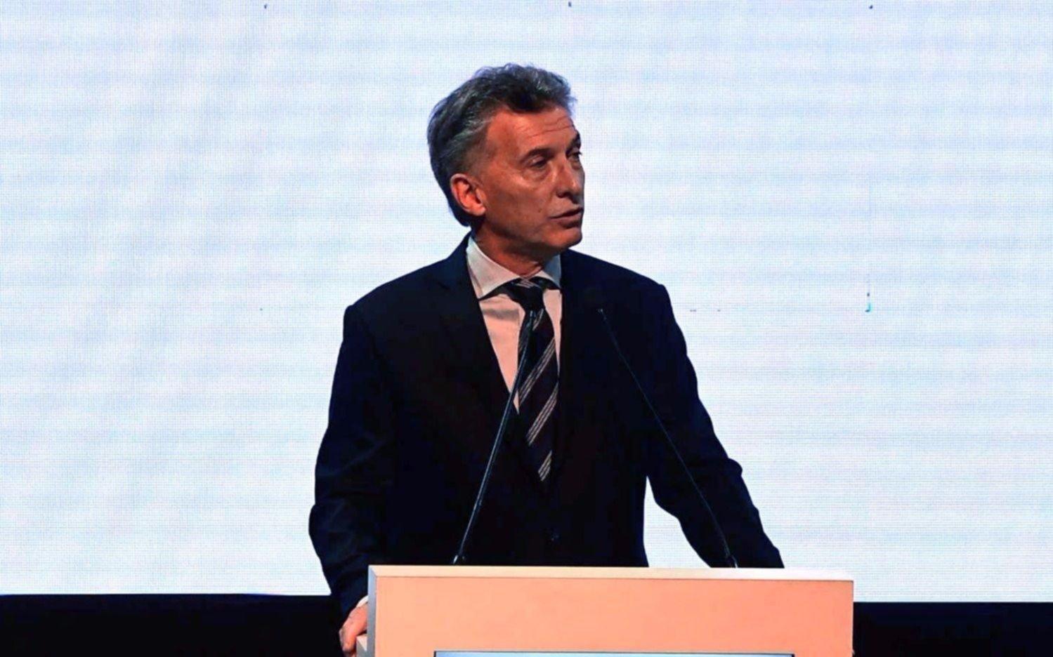 Macri en el poder quiere mostrar su práctica en el juego de equilibrios