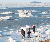 Chimeneas de metano en las profundidades del Artico