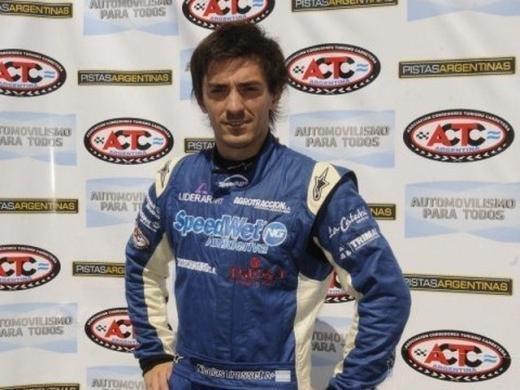 Nicolás Trosset vuelve al TC Pista