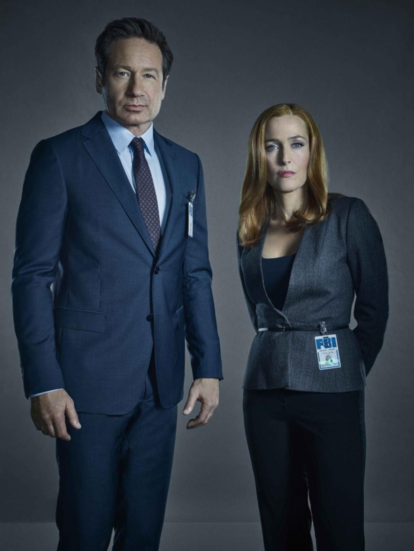 """Segunda vuelta """"The X-Files"""", de regreso al cable con nuevos misterios"""