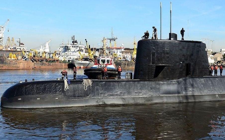 Búsqueda del submarino: ratifican que no hay fecha límite en la ayuda de Rusia