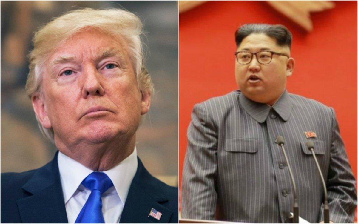 """Trump a Kim Jong-un: """"Mi botón nuclear es mucho más grande y más poderoso que el tuyo"""""""