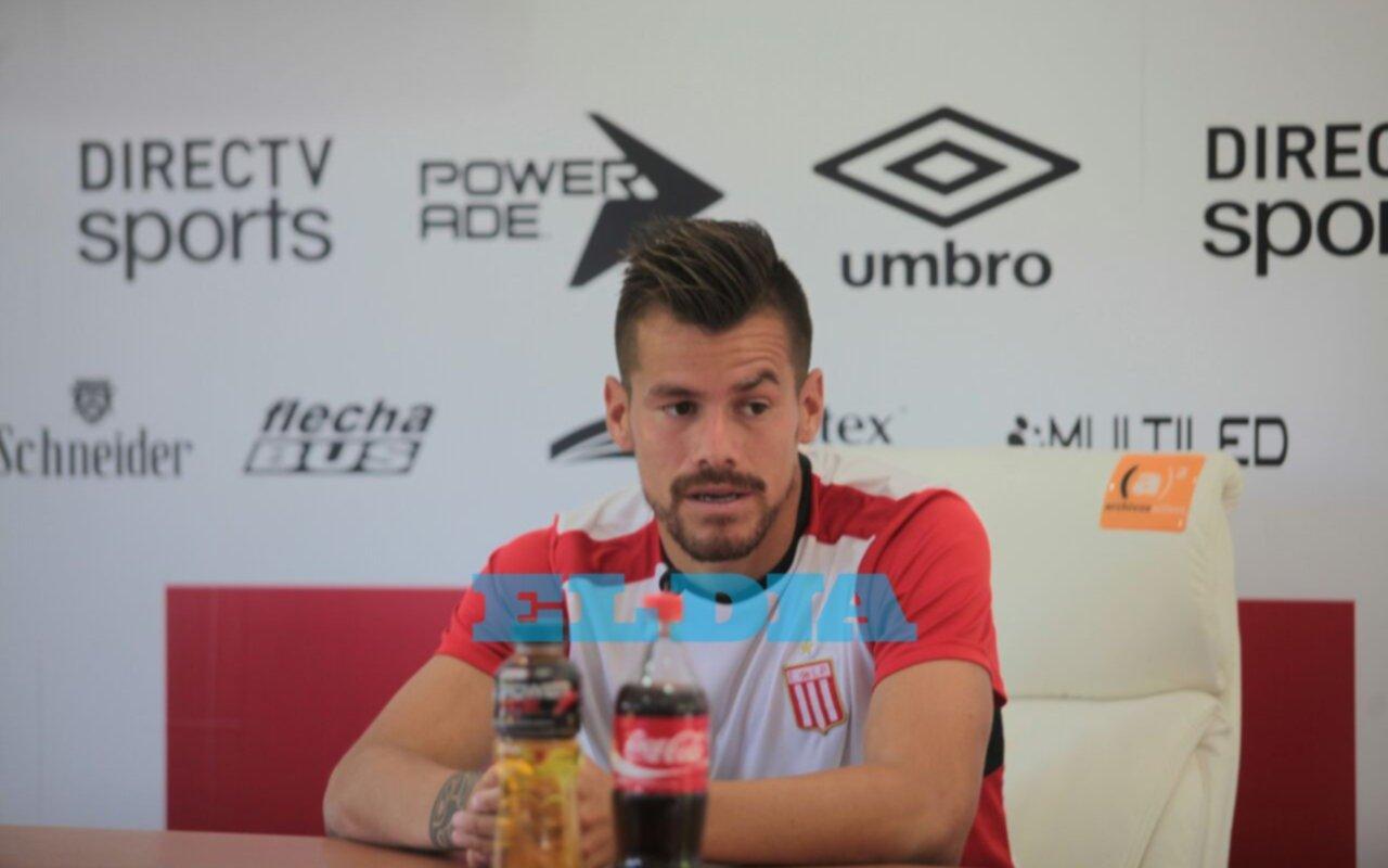 """VIDEO: """"El esfuerzo y el trabajo no se negocian"""", confió Giménez desde el Country"""