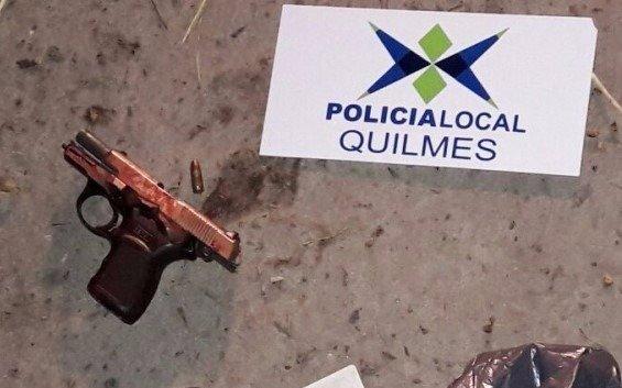 Quilmes: mujer policía mató a un motochorro que intentó asaltarla