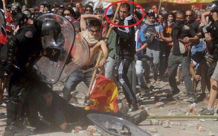 Ordenaron la detención de otro militante del PO por los incidentes en el Congreso