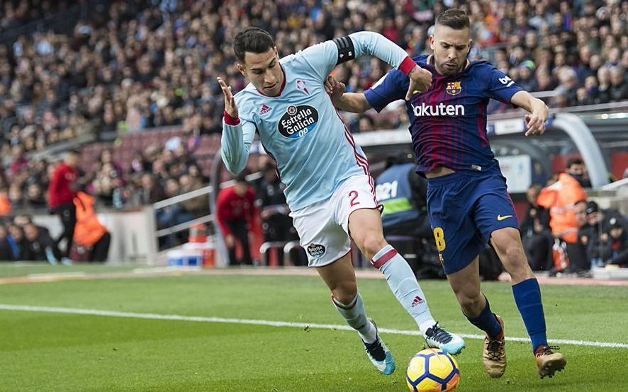 Barcelona, sin Messi, empató con el Celta por la Copa del Rey