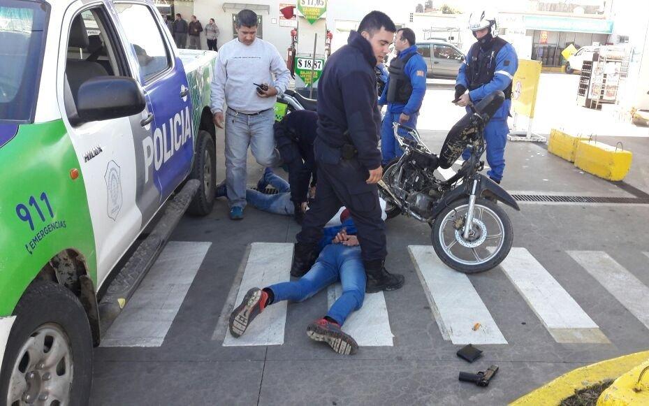 Un total de 116 detenciones por robo se efectuaron en los últimos ...