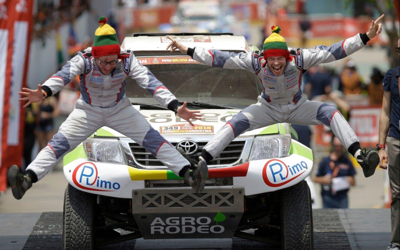 Se largó en Perú una nueva edición del Dakar, que finalizará en Córdoba