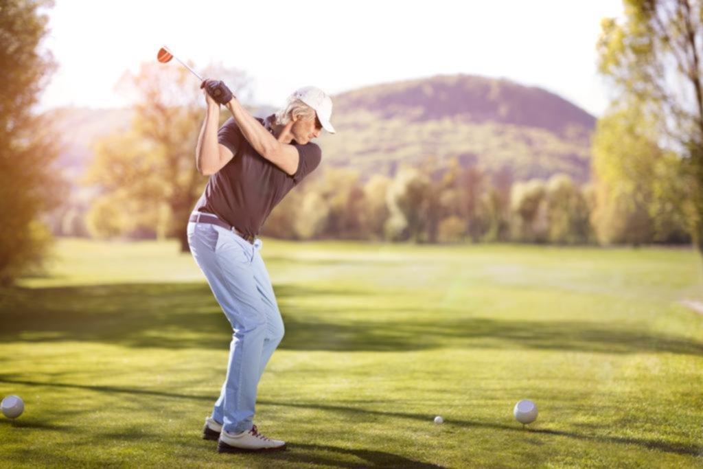 Golf, más allá de los golpes