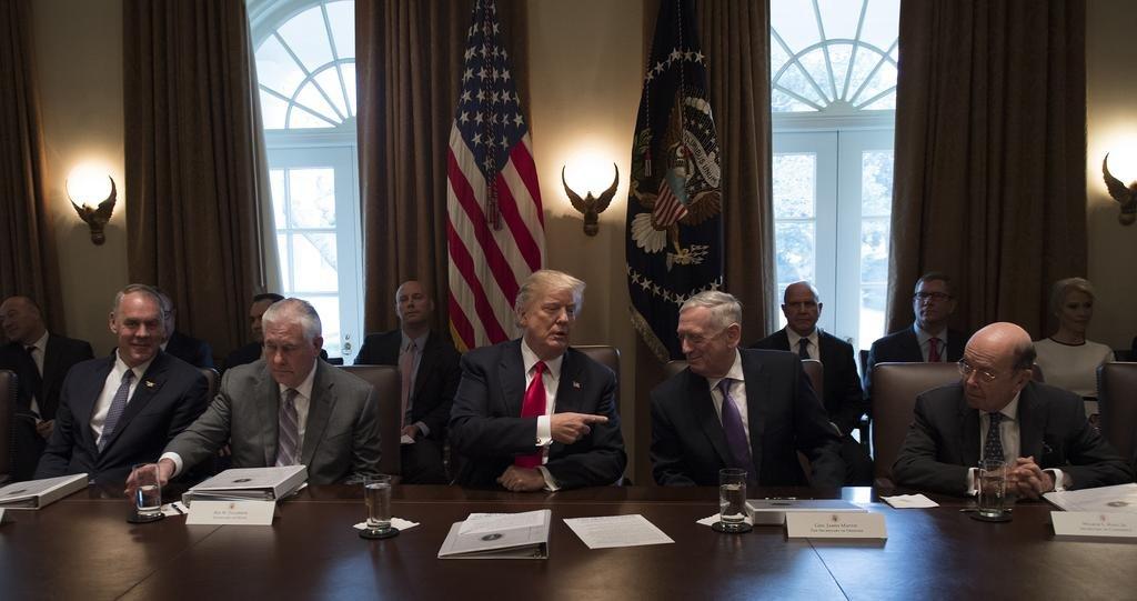 Trump embiste contra la Justicia tras sufrir un revés en el tema migratorio