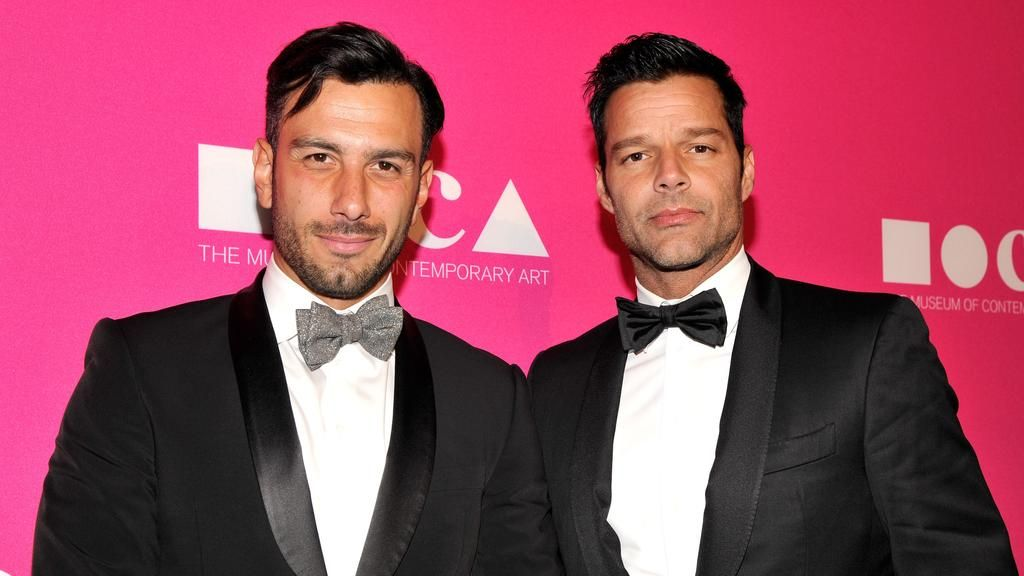 ¡Sorpresa!: Ricky Martin se casó en secreto con Jwan Yosef y promete gran fiesta gran