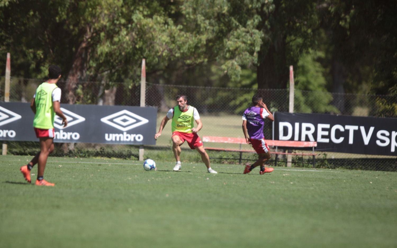 El Pincha prepara el amistoso ante Arsenal