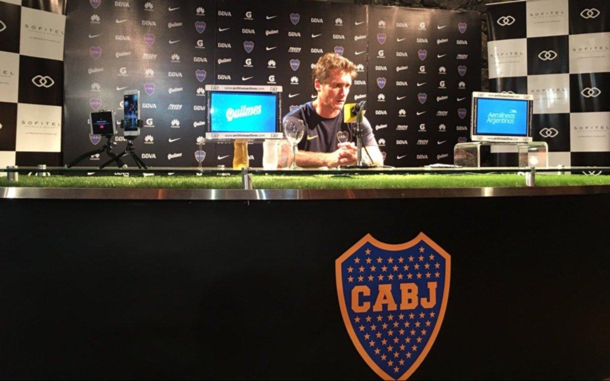 Guillermo comparó a Boca con el Barcelona y Real Madrid