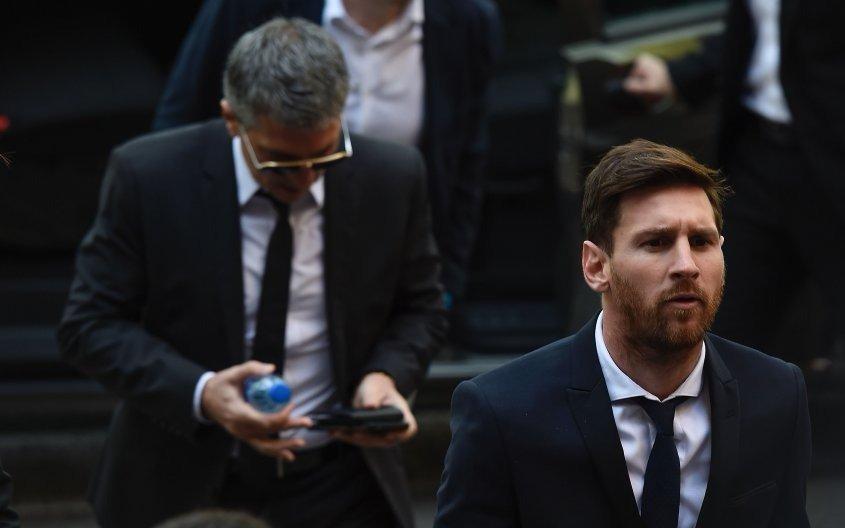 Messi pagó 12 millones de euros de impuestos atrasados desde 2016, según revista alemana