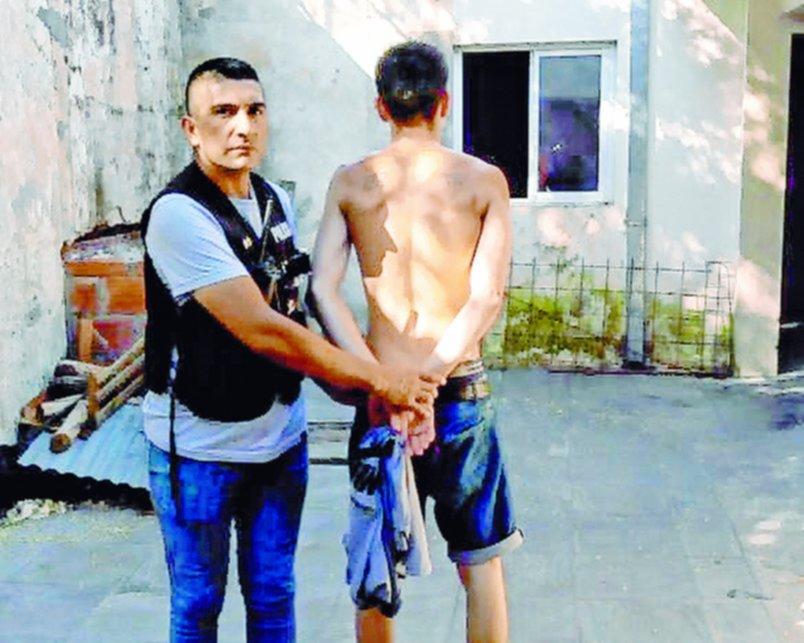El hombre apuñalado en El Dique terminó detenido