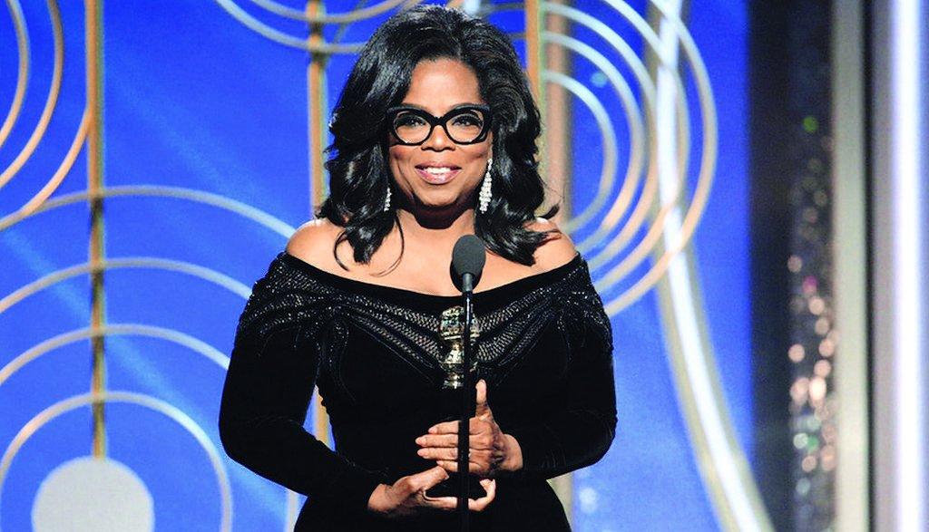 """Para Steven Spielberg, Oprah sería una presidenta """"brillante"""""""