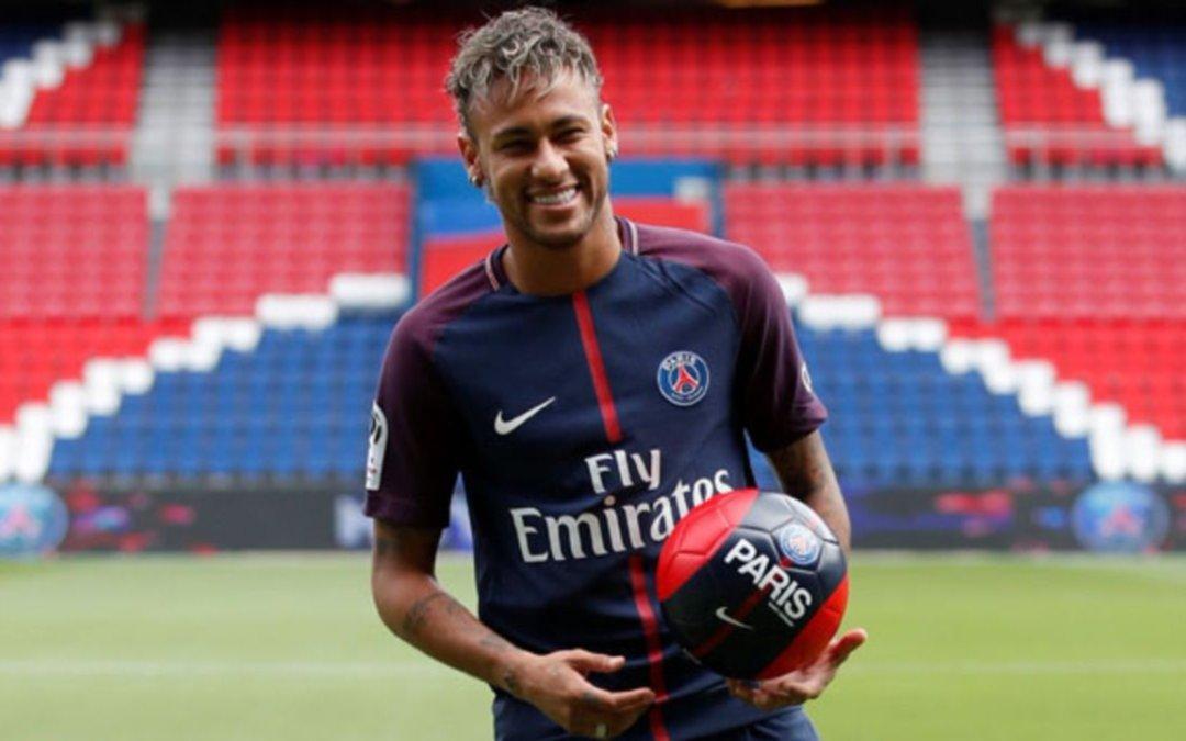 """La """"súper oferta"""" que prepara el Manchester United por Neymar"""