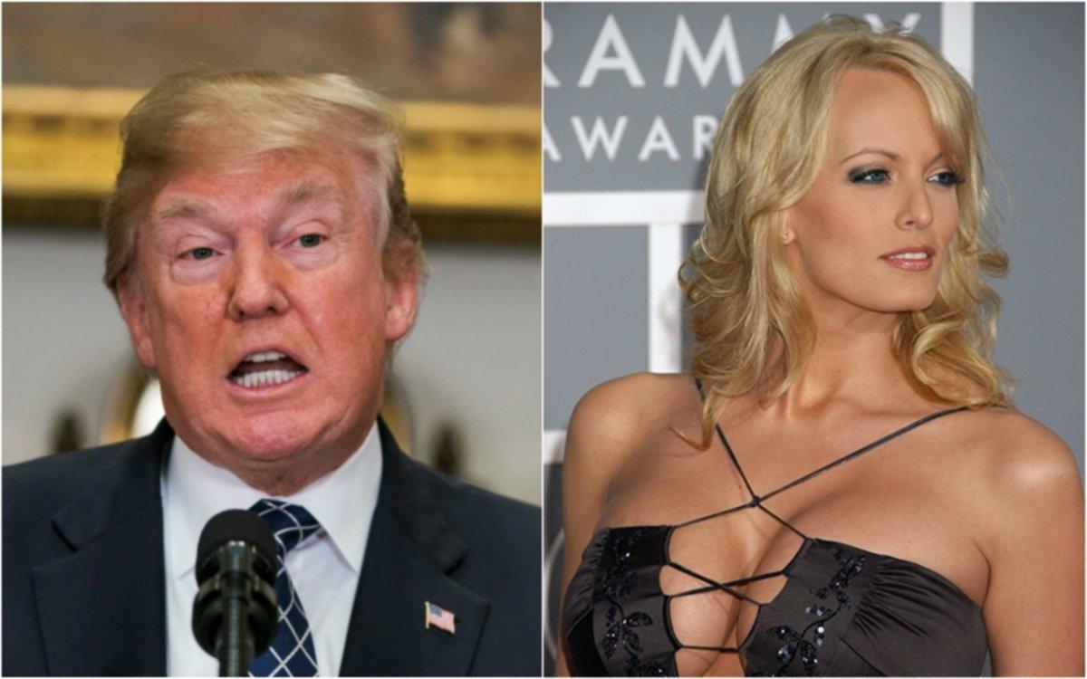 Afirman que un abogado de Trump sobornó a estrella porno para ocultar un encuentro sexual