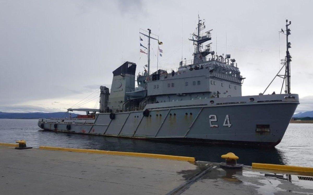 Siguen sin novedades del ARA San Juan y suman un nuevo buque a la búsqueda