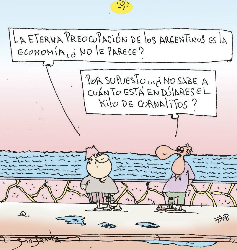 HUMOR económico por Garganta