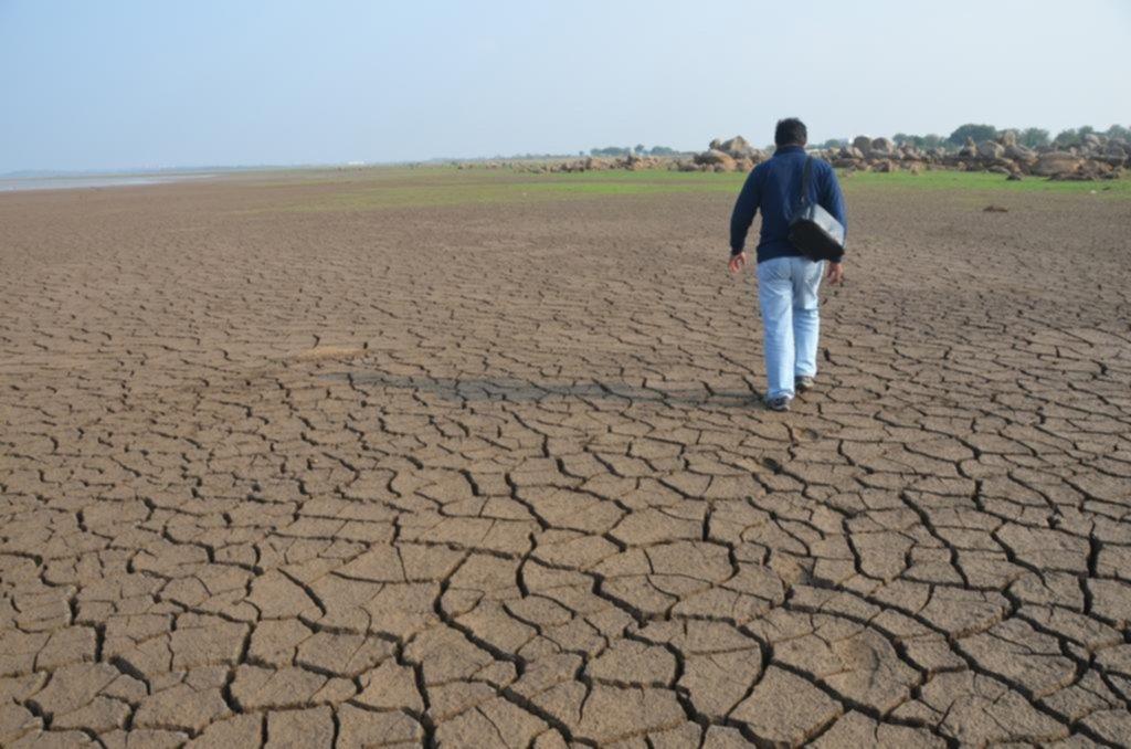 Una cuarta parte de la Tierra será seca si la temperatura aumenta dos grados