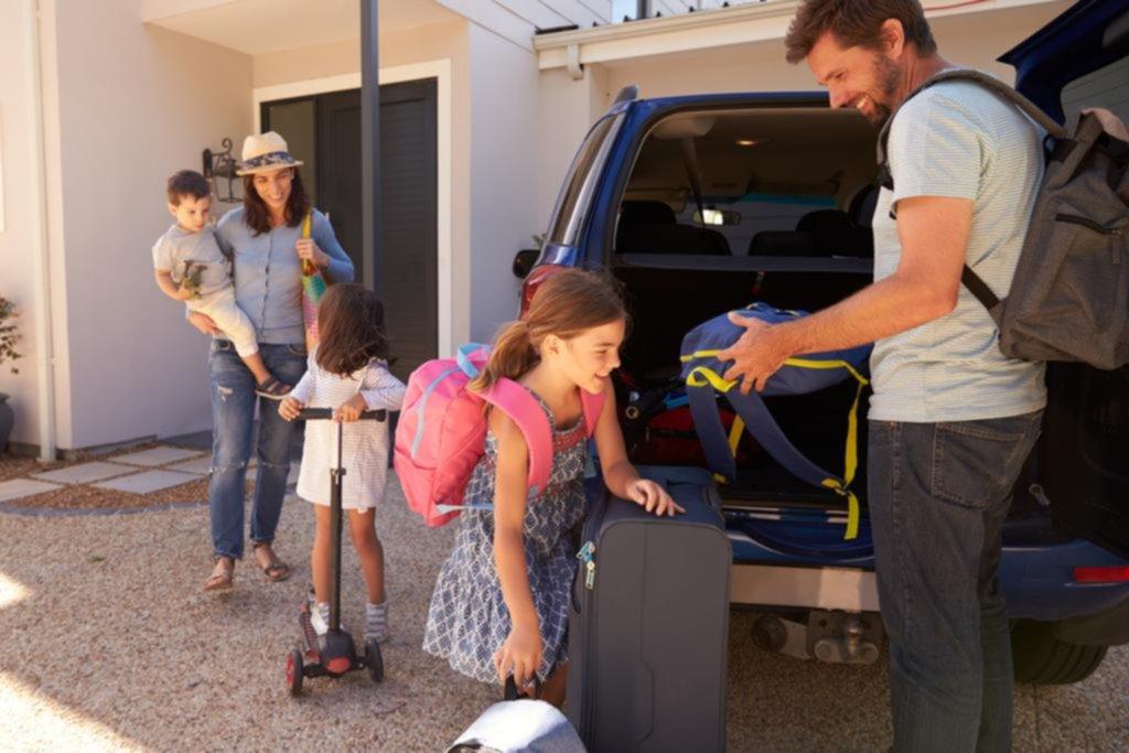 Irse de vacaciones en familia y no enloquecer en el intento