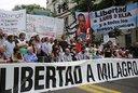 """Amnistía Internacional y el CELS denuncian que """"Milagro Sala está detenida arbitrariamente"""""""