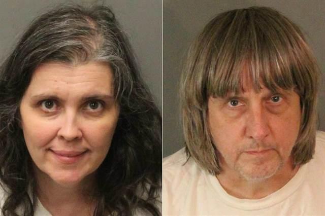 Los padres que encadenaron y torturaron a sus 13 hijos en una casa de California