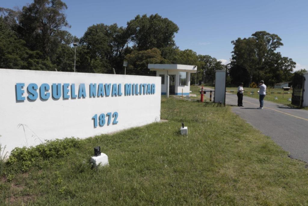Investigan la misteriosa muerte de un cabo dentro de la Escuela Naval Militar Río Santiago