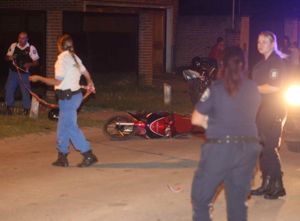 Una joven en moto, la tercera víctima del tránsito en lo que va del año en la Región