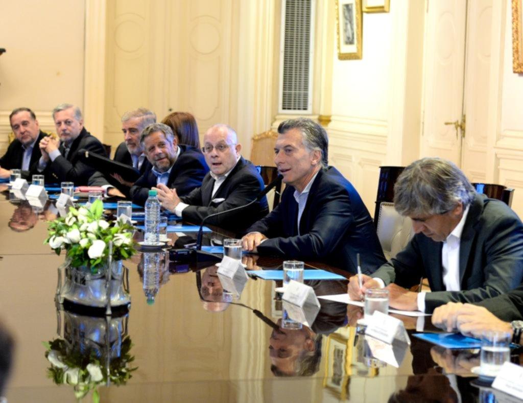 Finalmente, Macri decidió no convocar a sesiones extraordinarias para febrero