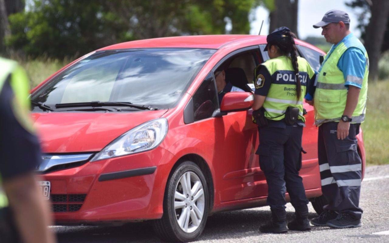 En lo que va del verano, secuestraron 300 autos en las rutas que van a la Costa