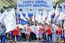 Se calienta la paritaria docente en la Provincia por la eliminación de la puja salarial nacional