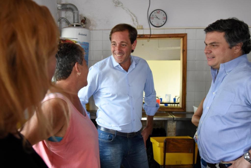 La Comuna platense se hace cargo de los comedores de 263 escuelas