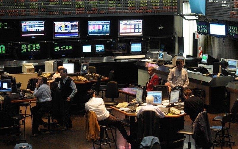 Con volumen récord, la Bolsa porteña subió un 0,4%