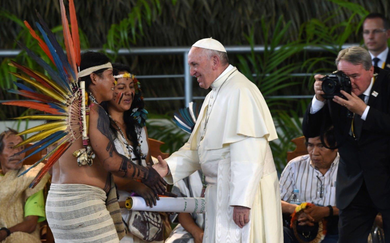 El Papa pide luchar contra la