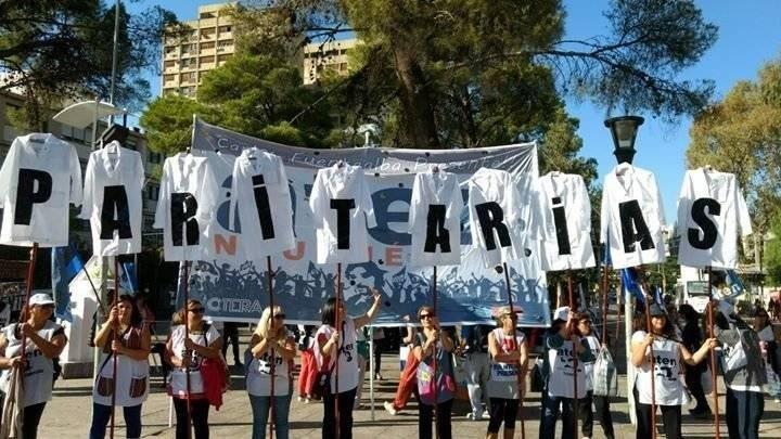 Gremios criticaron duramente el decreto que limita la paritaria nacional docente