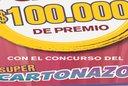 ¡Controlá tu Cartonazo, un pozo de 100 mil pesos busca dueño!