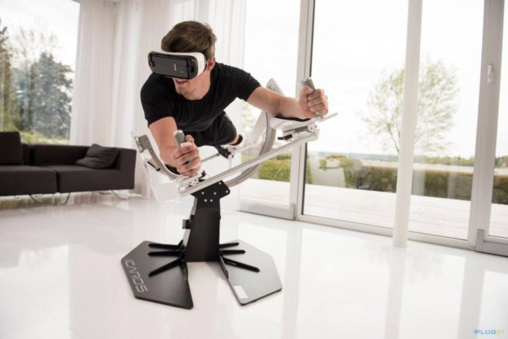 El fitness del futuro, la nueva manera de hacer ejercicios