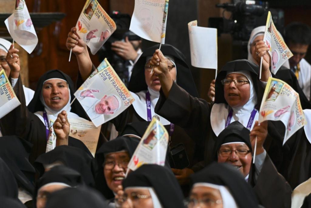 El Papa Francisco y un chiste polémico: