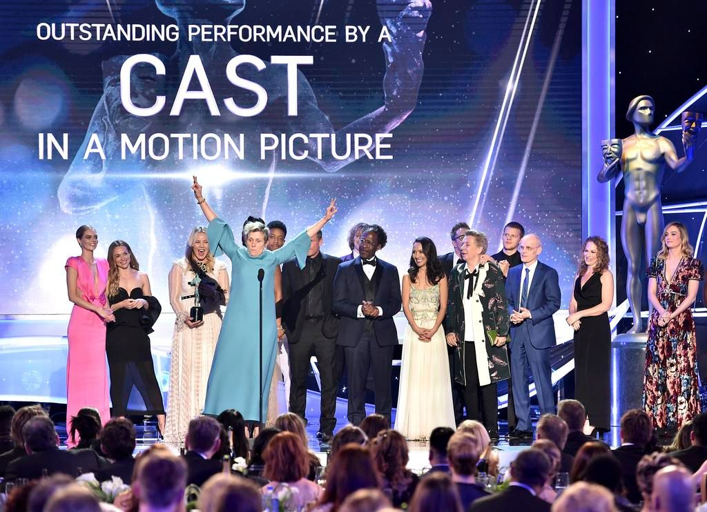 Premia Sindicato de Productores a la película The Shape of Water