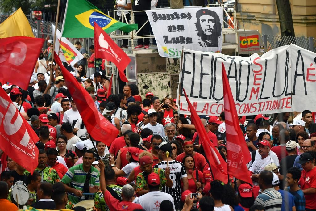 Justicia rechaza recurso de Lula