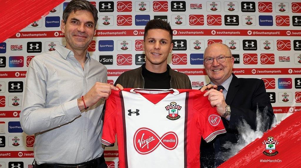 Guido Carrillo se irá a Southampton