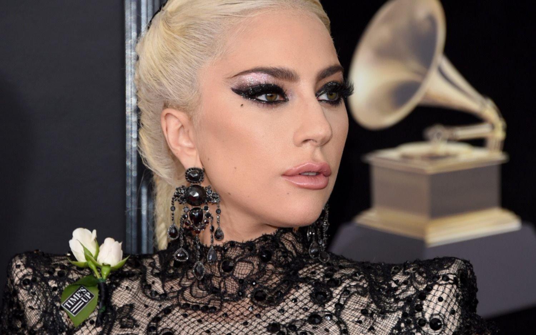91a1ff8af Gaga y Cyrus, entre otras estrellas, llevaron rosas blancas contra la ...