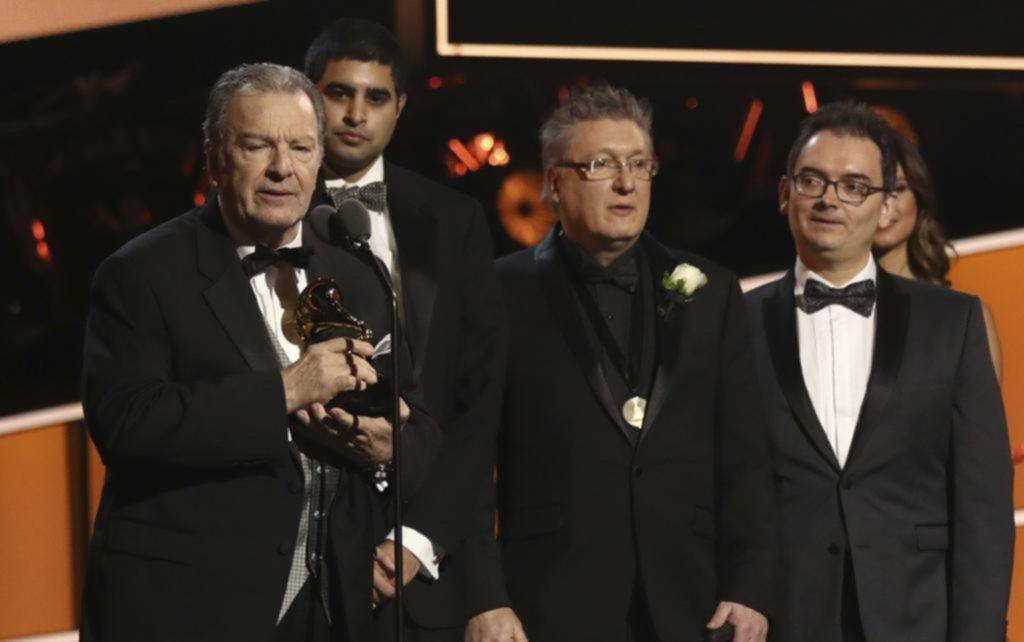 Pablo Ziegler, el argentino premiado en los Grammy