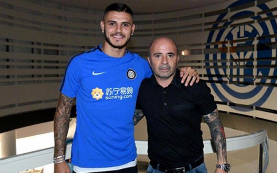 El mensaje de Mauro Icardi que alertó a los hinchas del Inter